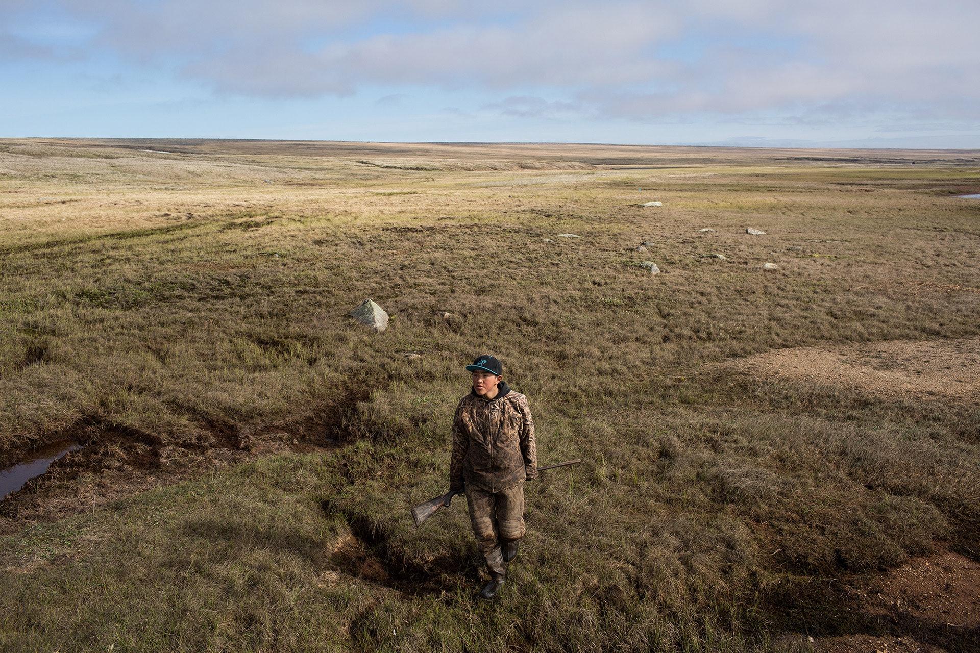 hunting picture, alaska