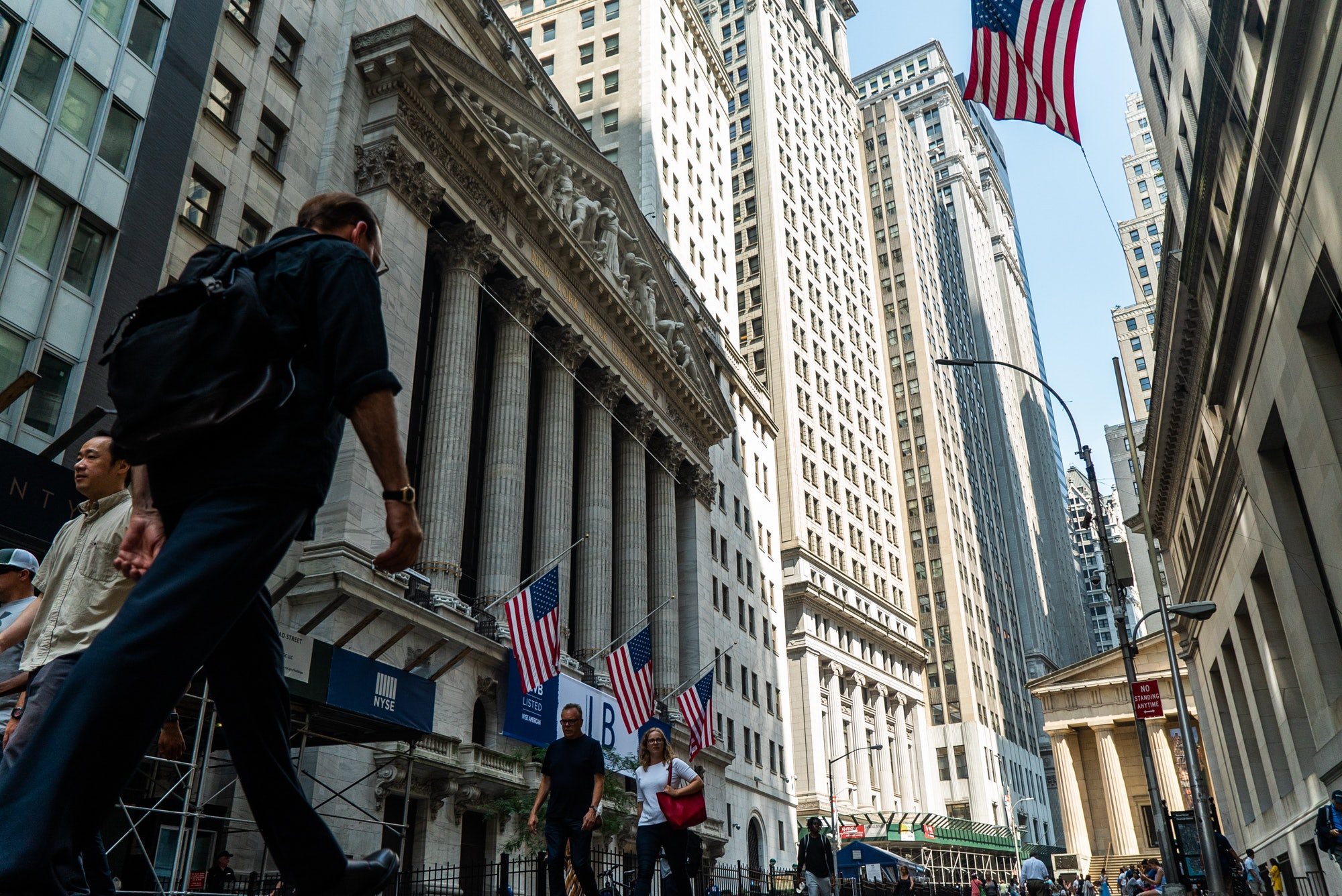 Wall Street Money Startup
