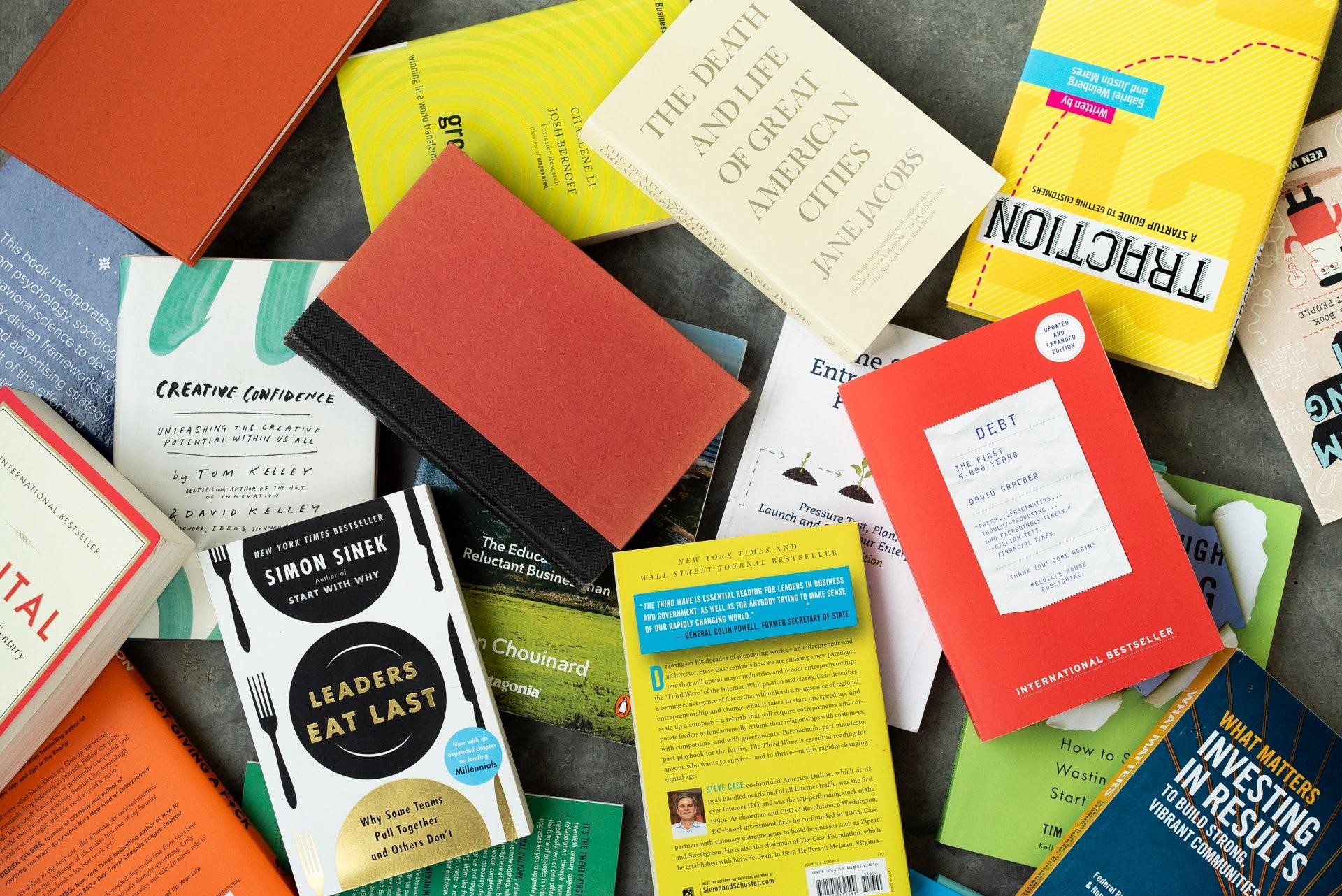 Access Ventures Books Impact