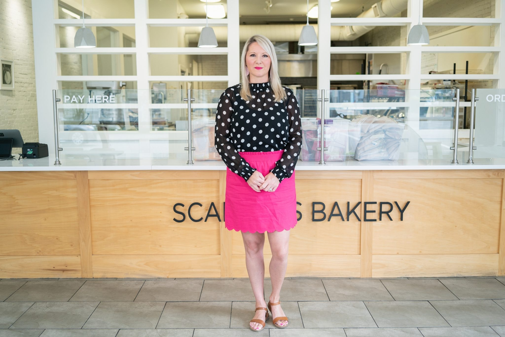 covid-19 scarlet's bakery