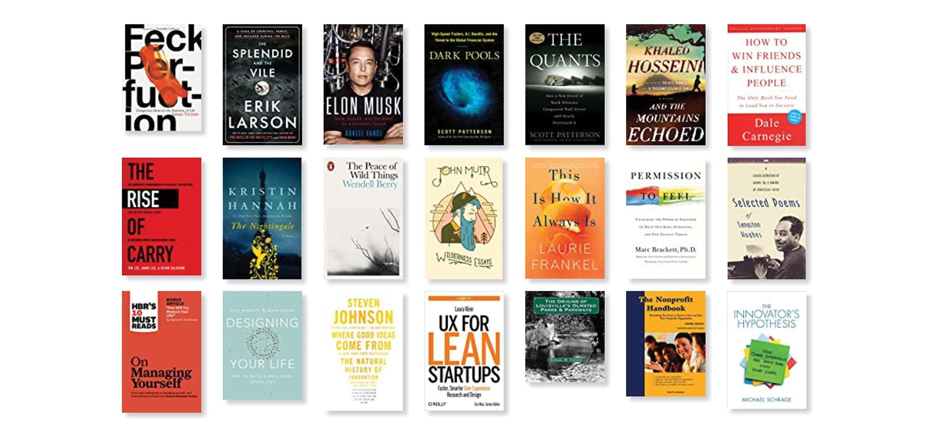 Goodreads Bookshelf 1