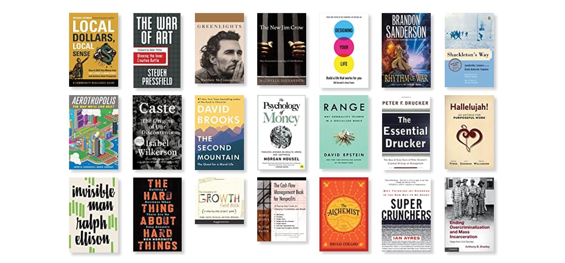 Goodreads Bookshelf 2