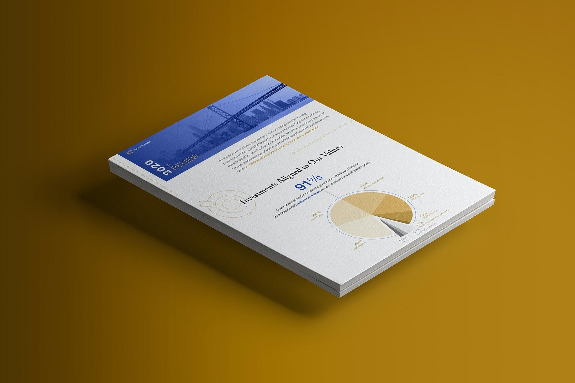 access ventures' 2020 annual report