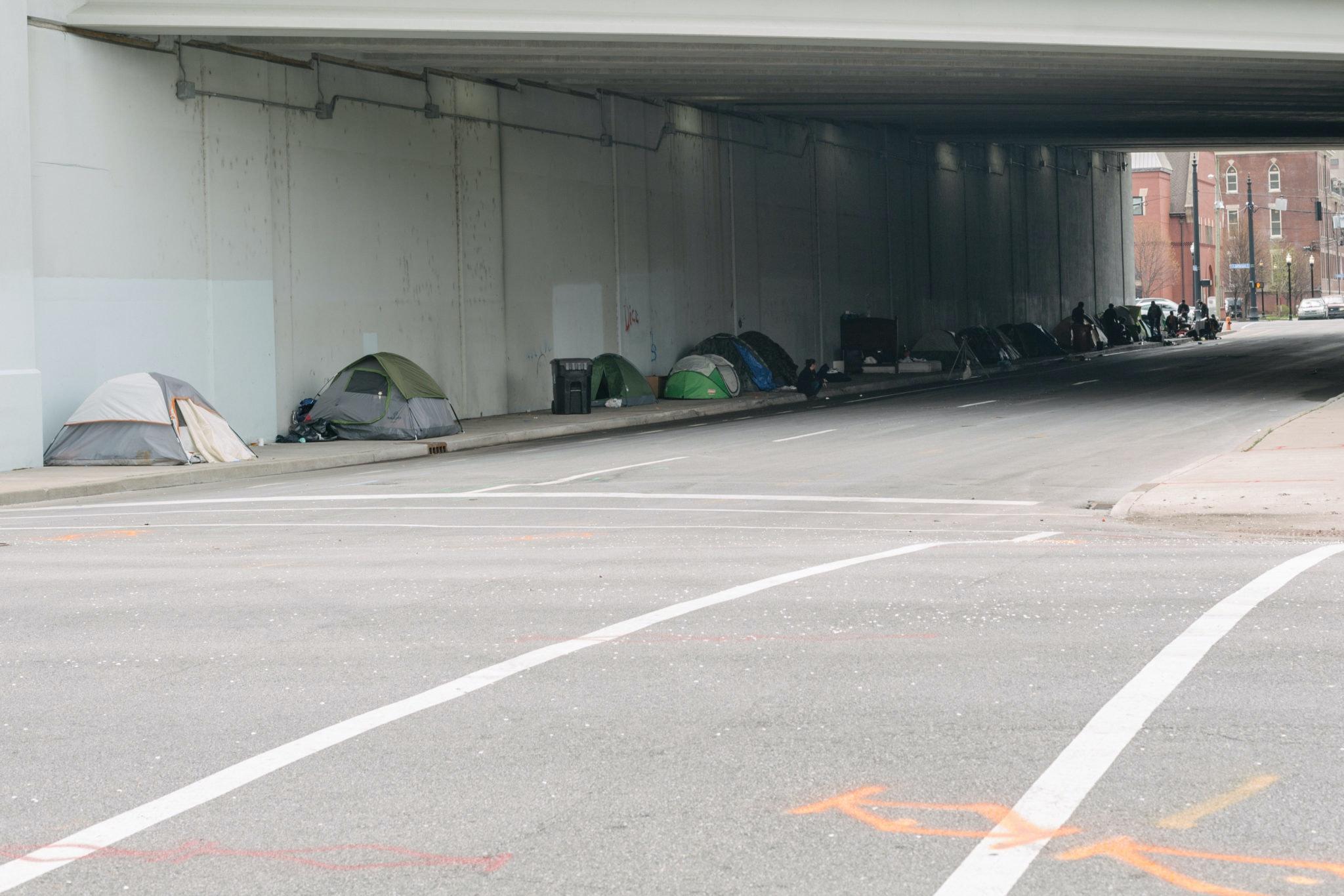 causes homelessness